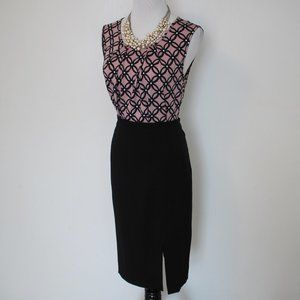 WHITE HOUSE BLACK MARKET Size 4 Skirt & Blouse Set